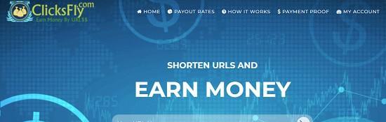 ClicksFly url shortener join