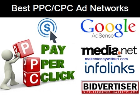 16 Best Ppccpc Ad Networks 2019 Highest Paying Pay Per Click Sites