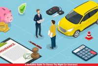 A Definitive Guide To Choose The Right Car Insurance!