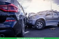 What Is The Role of Car Insurance in a Car Accident