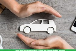 What Is The Difference Between Personal And Commercial Auto Insurance