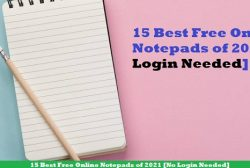 15 Best Free Online Notepads of 2021 [No Login Needed]