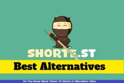 Do You Know About These 10 Shorte.st Alternative Sites Of 2021?