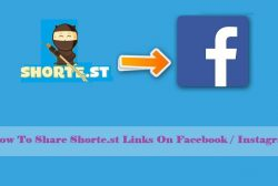 How To Share Shorte.st Links On Facebook / Instagram Using eTextPad.com In 2021?