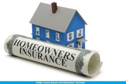 5 Major reasons why you need homeowners' insurance